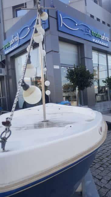 Ιχθυοπωλείο Tratamento, ψητά ψάρια