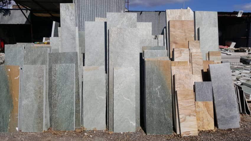 Φυσικά πετρώματα, μάρμαρα