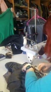 ράψιμο ρούχων Παπαδιονυσίου