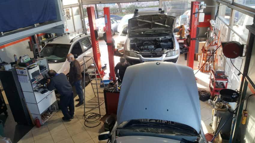 Συνεργείο αυτοκινήτων, KM AUTOSERVICE