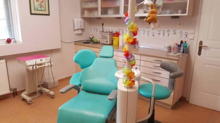 Παιδοδοντικό ιατρείο Funky Teeth, Σαρρή Σπυριδούλα