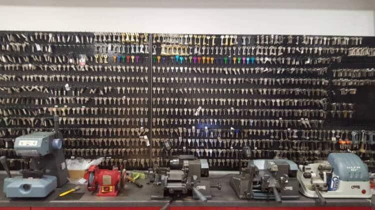 Κλειδαράδικο, InterKey, κλειδιά, κλειδαριές παντός τύπου