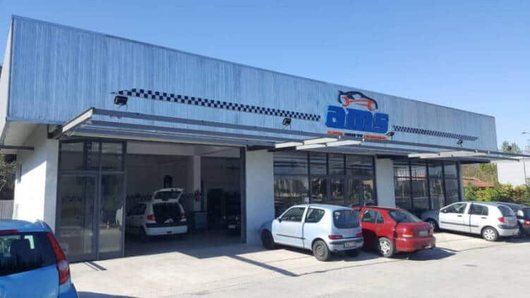 Συνεργείο, φανοποιία, AMS Auto Multi Service