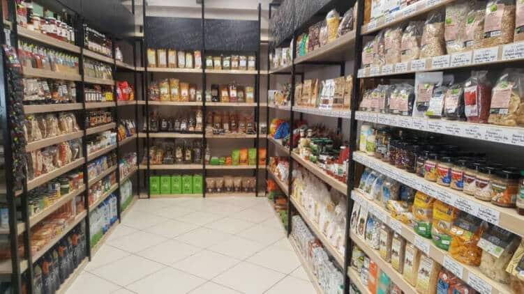 Βιολογικά προϊόντα