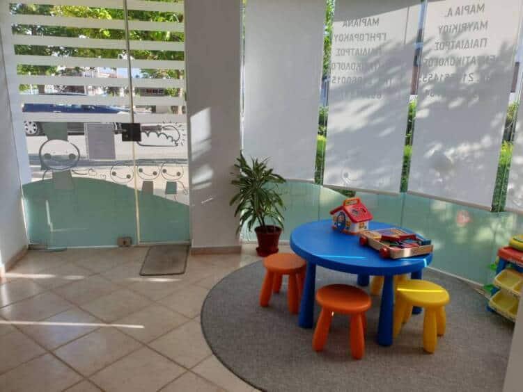 Παιδίατρος - εντατικολόγος παίδων Μαυρικίου Μαρία