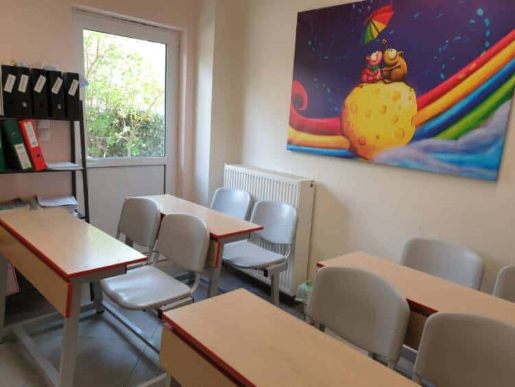 Κέντρο μελέτης και δημιουργική απασχόληση