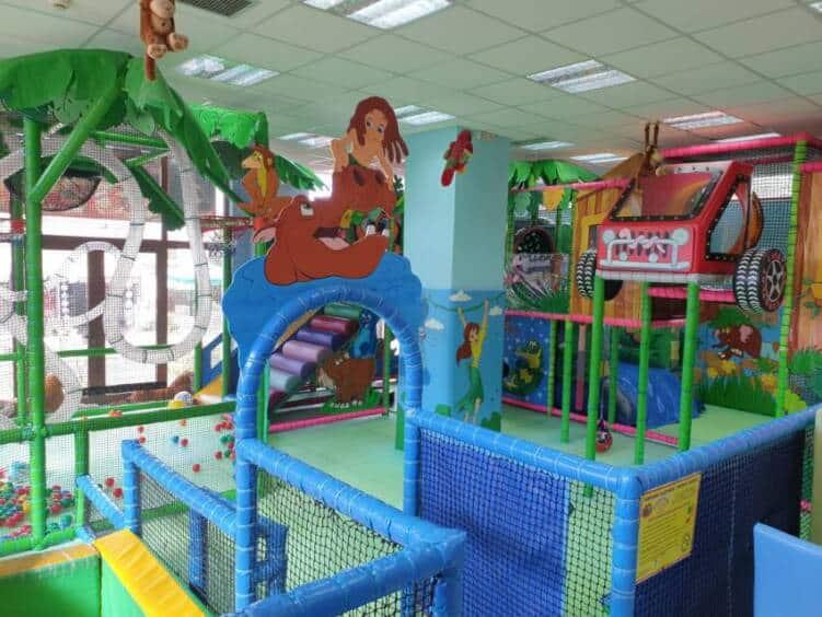 Παιδότοπος Simba, διοργάνωση παιδικών πάρτυ