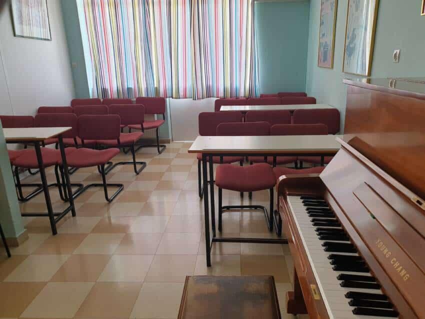 Ωδείο Τεχνοτροπία, μαθήματα μουσικής, κλασική, σύγχρονη