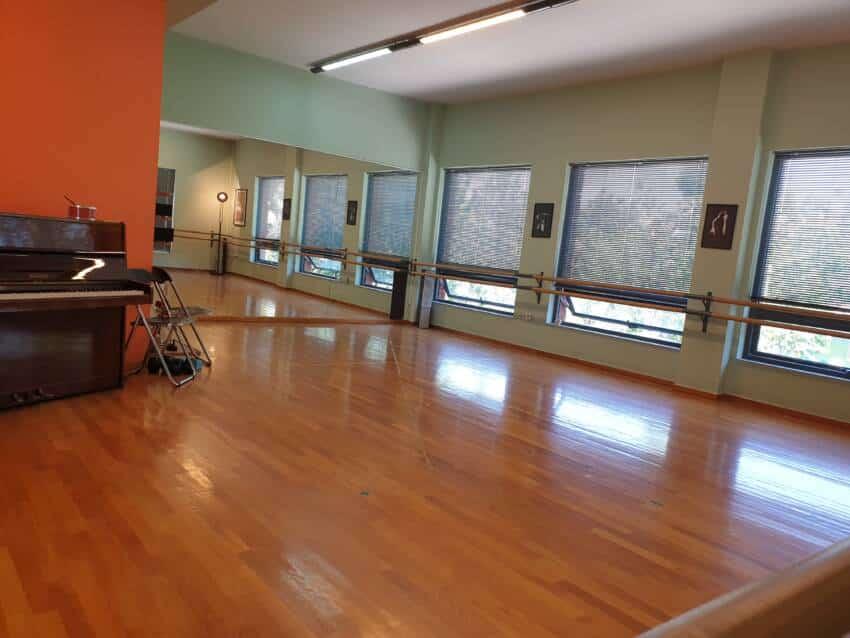 Σχολή Χορού Δημιουργία, κλασσικό μπαλέτο, σύγχρονος χορός