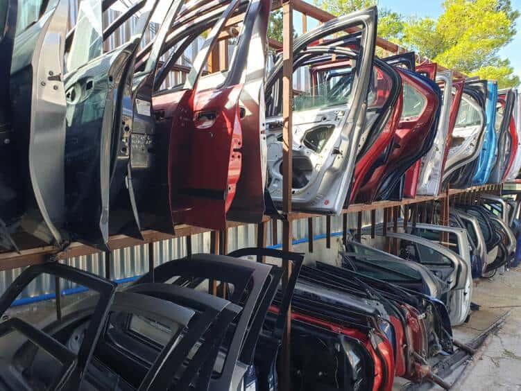Μεταχειρισμένα ανταλλακτικά αυτοκινήτων Carouli Parts
