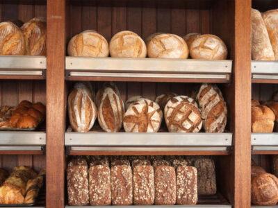 Αρτοποιεία, φούρνοι