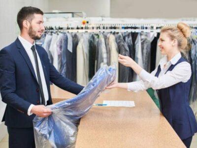 Καθαριστήρια ρούχων