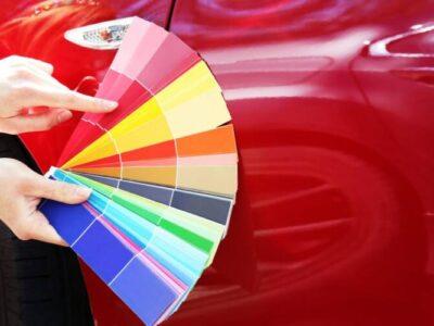 Χρώματα αυτοκινήτων