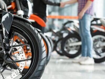 Πωλήσεις μοτοσυκλετών
